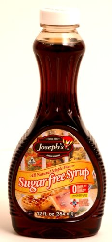 Sugar Free Maple Flavor Syrup