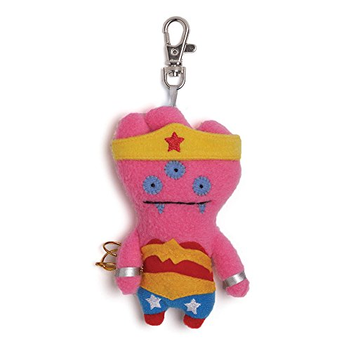 Uglydoll from Gund DC Comics - Tray Wonderwoman Clip