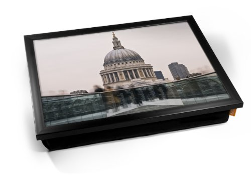 London's St Paul Cathedral Cushion