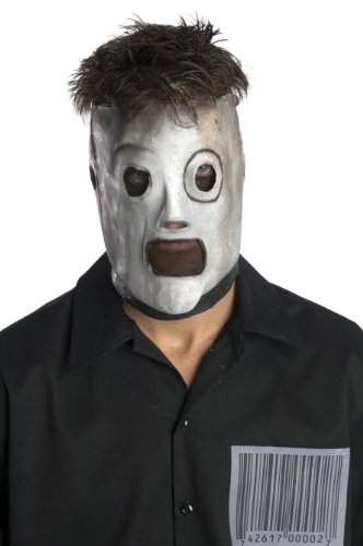 Rubie's Costume Co Slipknot Corey Mask, Brown, One Size