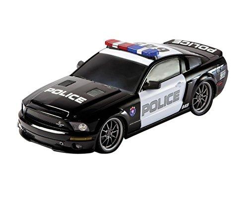 Azimporter Preschool Children Activity Playset 1:18 Ford Shelby Gt500 Super Snake Police Car front-948128