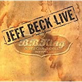 Live at B.B. King's Blues Club & Grillby Jeff Beck