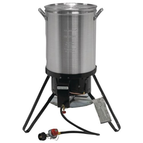 Brinkmann 815 4001 S 30 Quart Turkey Fryer Outdoor