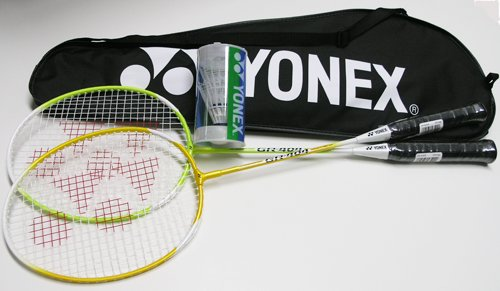 YONEX Combo Badminton Recreational Package-MODEL 2011