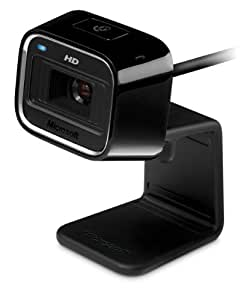 Microsoft LifeCam HD-5000 720p HD Webcam - Black