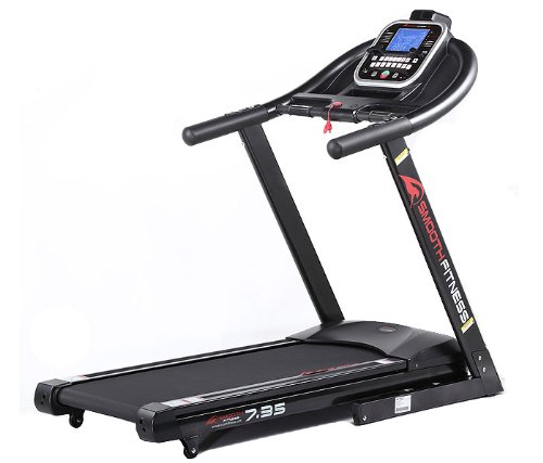 Smooth Fitness 7.35 Treadmill (2014 Model)