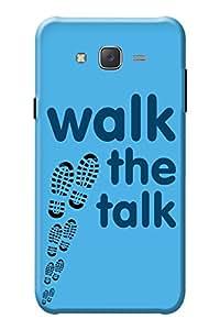 Samsung Galaxy J5 Cover KanvasCases Premium Designer 3D Printed Lightweight Hard Back Case