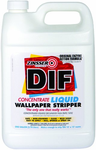 Rust-Oleum Corporation 02401 Liquid Concentrate Wallpaper Stripper, 1-Gallon (Wallpaper Removal Solution compare prices)