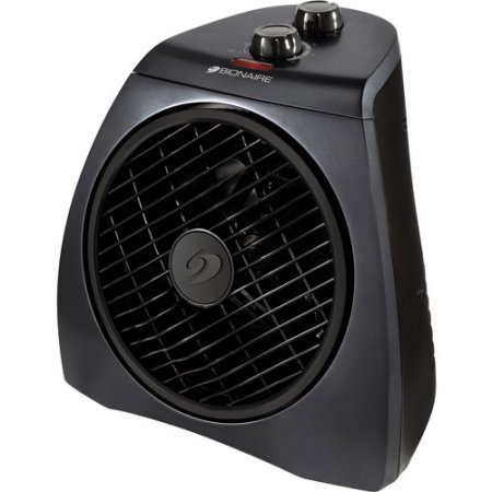Bionaire Space Room Electric Heater Fan with Rotating Grill (Dual Tank Top Propane Heater compare prices)