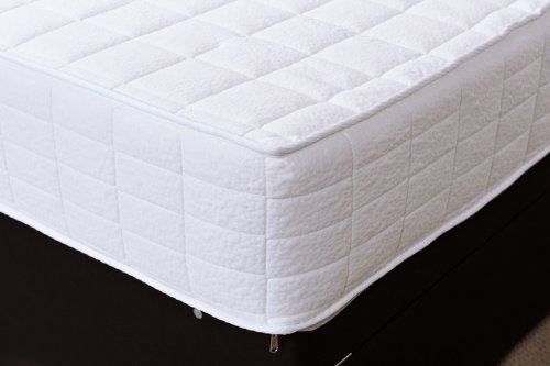 Orthopaedic Laytech Fresh Mattress (Non Spring, Latex Mattress)-Double Size(4'6'' Ft) 16cm Thick with FIRM Comfort