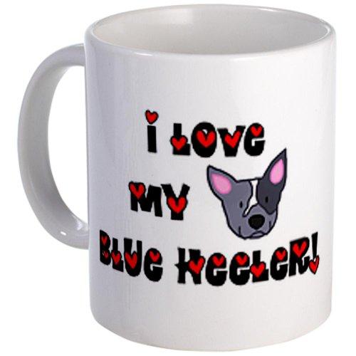 Love Blue Heeler Mug Mug By Cafepress