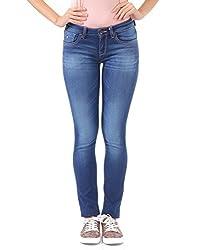 U.S.Polo Association Women's Casual Jeans (_8907259172750_Blue_26_)