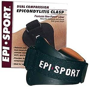 EpiSport Epicondylitis Clasp - Large by FLA Orthopedics