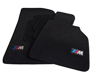 Bmw All Weather Floor Mats 3 Series BMW 3 SERIES (98-05) Car Mats M Sport Logos E46 COUPE: Amazon.co.uk ...
