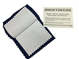 Blitz Jewelry Rouge Cloth / Polishing Cloth 8\