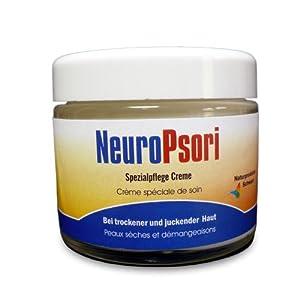 Naturprodukte Schwarz - NeuroPsori Spezialpflege Creme, 100ml
