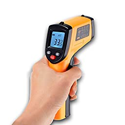 AGM® Non-Contact IR Infrared Digital Surface Temperature Gun Tester Laser Thermometer GM320.