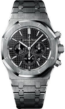 Audemars Piguet Royal Oak Chronograph Automatic Stainless Steel Mens Watch 26320ST.OO.1220ST.01