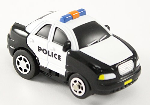 perfect life idea police car vehicle puzzle track play set battery operated toy themed style. Black Bedroom Furniture Sets. Home Design Ideas