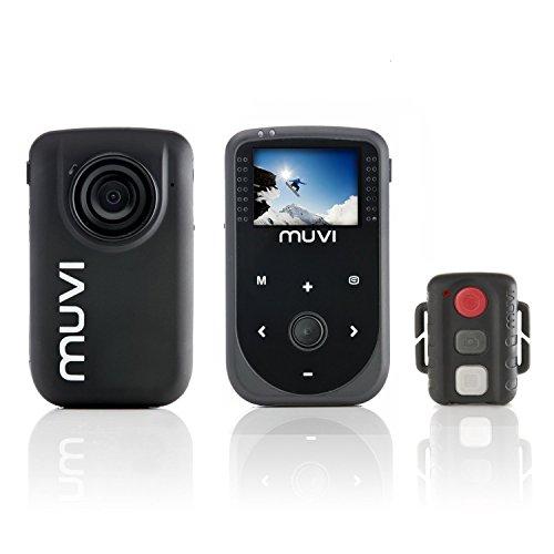 Veho ウェアラブルカメラ Muvi HD 10 4GBメモリ付 VCC-005-MUVI-HD10