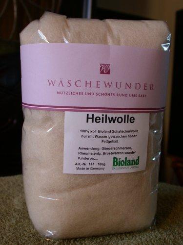 Heilwolle 50 Gramm - Ohrenwolle