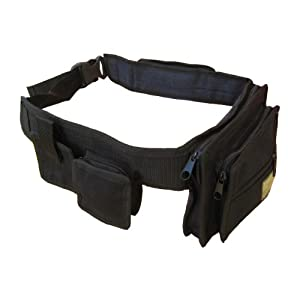 Zip Zap Zooom Army Combat Utility Belt Travel Waist Money B