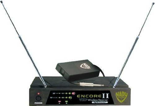 Nady Encore Ii Gt Wireless Instrument System Channel A