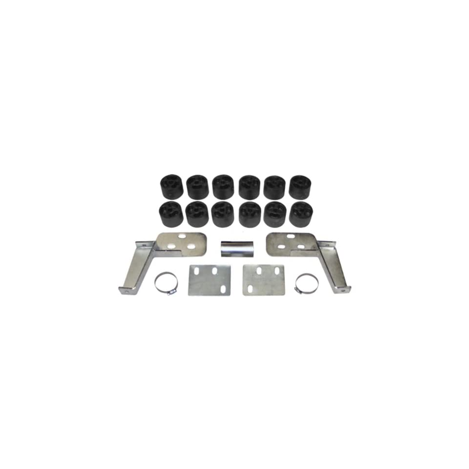 Performance Accessories (122) Body Lift Kit for Chevy/GMC