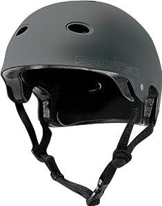 Buy Pro-Tec Hassan B2 Sxp M-Matte Grey (Cpsc) Skateboard Helmet by Pro-Tec
