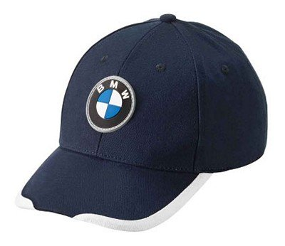 BMW Genuine Motorcycle Riding Bmw Logo Cap Universal Blue (Bmw Riding Gear compare prices)