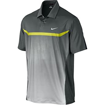 Nike Tw Dri-fit Designer Print Golf Shirt by Nike