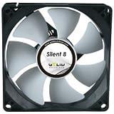 Gelid Solutions Silent 8 80mm Case Fan FN-SX08-16