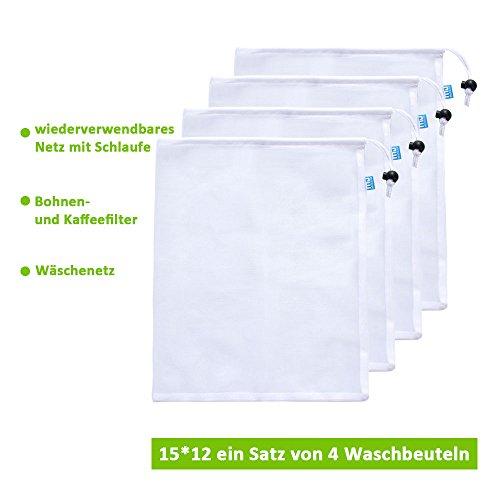 miu-color-4-pezzi-biancheria-rete-e-biancheria-sacchetto-in-nylon-mesh-borsa-rete-acquisto