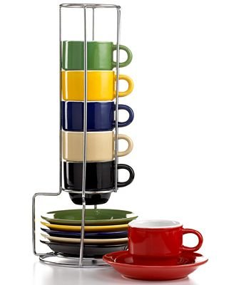 Stackable Coffee Mugs