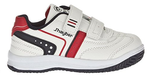 J'hayber, Sneaker bambini bianco Size: 27