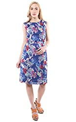 Iamme Summer Dress With Side Gathers