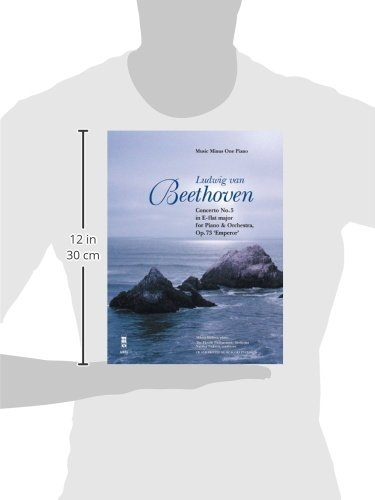 Beethoven - Concerto No. 5 in E-Flat Major, Op. 73: Piano Book/2-CD Pack