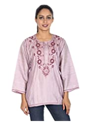 Rajrang CasuaL Wear Wear Womens Clothing Cotton Printed Top Blouse