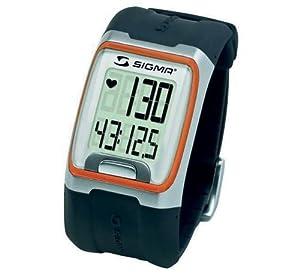 SIGMA PC 3.11 - Cardiofréquencemètre - orange/gris foncé 2015