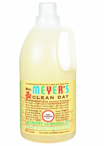 Similar product: Mrs. Meyer's Clean Day 2x HE Liquid Laundry Detergent