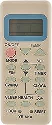 Haier AC Remote (White) (SP)