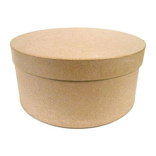 decopatch-lot-de-3-boites-chapeau-en-papier-mache-marron