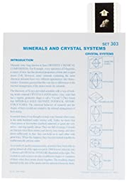 American Educational Microslide Mineral And Crystal System Lesson Plan Set (Box of 15)