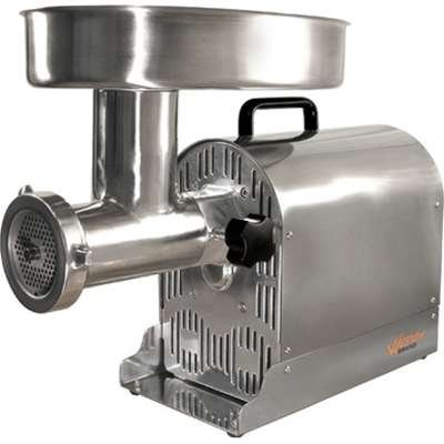 Weston Supply 08-2201-W #22 Pro Meat Grinder/Stuff (Weston 22 Meat Grinder compare prices)