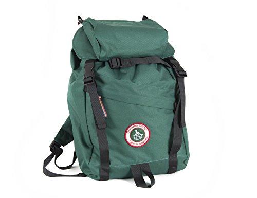 Dynamo Camp - Zaino Oasi colore Verde, può contenere fino a 20 litri
