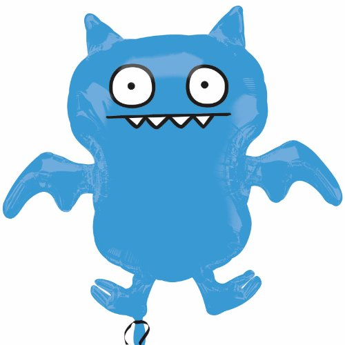 Amscan - UGLYDOLL Ice Bat Super Shape Balloon - , 26""