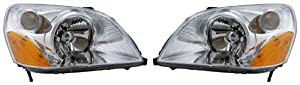 Honda Pilot Replacement Headlight Assembly - 1-Pair