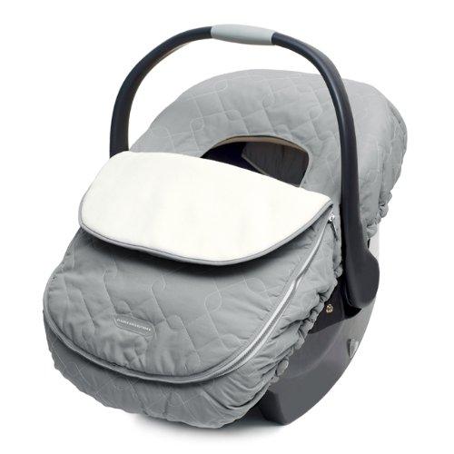 Jj Cole Car Seat Cover, Graphite