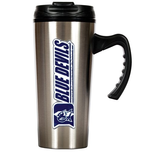 USA Wholesaler - GAP-TMS2332-14 - Duke Blue Devils NCAA 16oz Stainless Steel Travel Mug at Amazon.com
