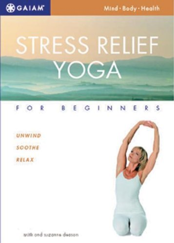 Amazon Com Stress Relief Yoga For Beginners Suzanne